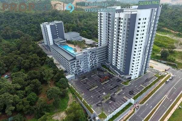 For Sale Condominium at Sutera Pines, Bandar Sungai Long Freehold Semi Furnished 3R/2B 610k