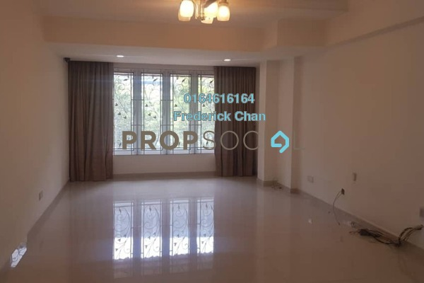 For Sale Townhouse at Bukit Bandaraya, Bangsar Freehold Semi Furnished 4R/3B 1.39m