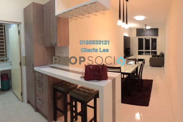 For Rent Condominium at Metropolitan Square, Damansara Perdana Freehold Fully Furnished 2R/1B 2k