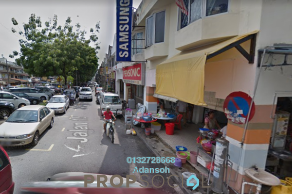 For Rent Shop at Taman Sri Sinar, Segambut Freehold Unfurnished 0R/0B 3.5k
