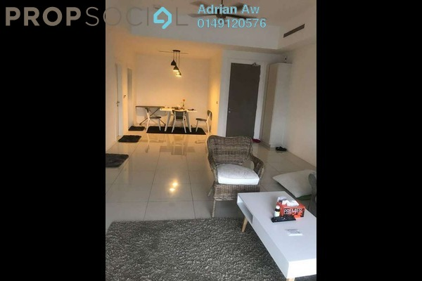 For Sale Condominium at M City, Ampang Hilir Freehold Semi Furnished 1R/1B 850k