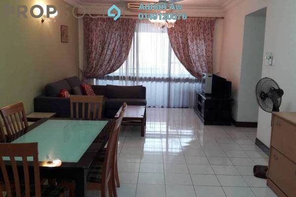 For Rent Condominium at Angkasa Impian 1, Bukit Ceylon Freehold Fully Furnished 2R/2B 3k