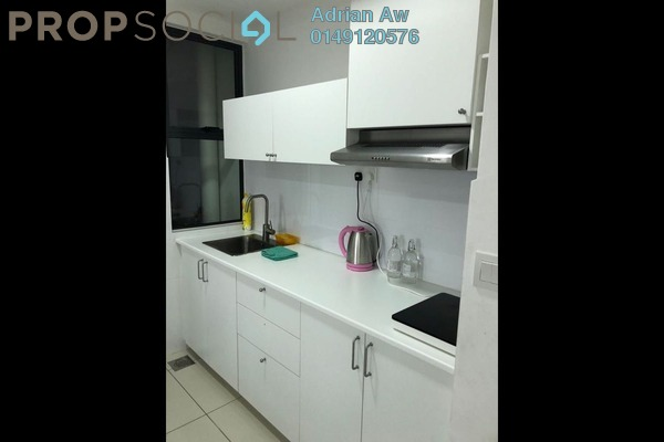 For Rent Condominium at You Vista @ You City, Batu 9 Cheras Freehold Fully Furnished 2R/2B 1.9k