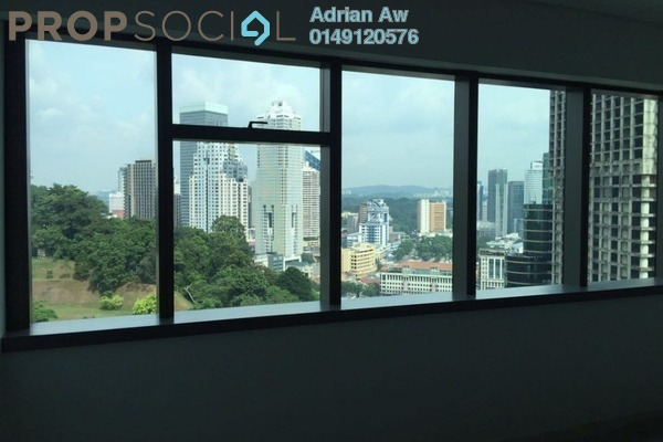 For Rent Office at Menara Bangkok Bank, KLCC Freehold Unfurnished 0R/0B 4.5k