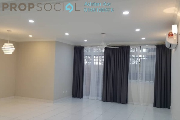 For Rent Condominium at City Gardens, Bukit Ceylon Freehold Semi Furnished 3R/2B 2.5k