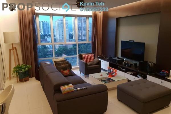 For Sale Condominium at Mont Kiara Meridin, Mont Kiara Freehold Semi Furnished 4R/3B 1.28m