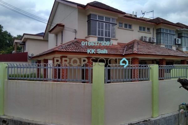For Rent Link at Taman Pinggiran Mahkota, Bandar Mahkota Cheras Freehold Semi Furnished 4R/3B 1.6k