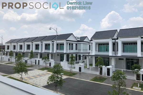 For Sale Terrace at Eco Majestic, Semenyih Freehold Unfurnished 4R/3B 730k