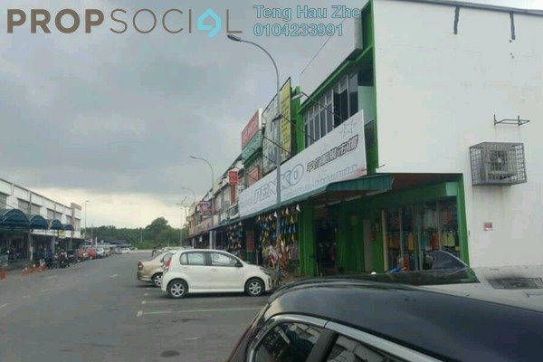 For Sale Shop at Pekan Meru, Meru Freehold Unfurnished 0R/0B 960k
