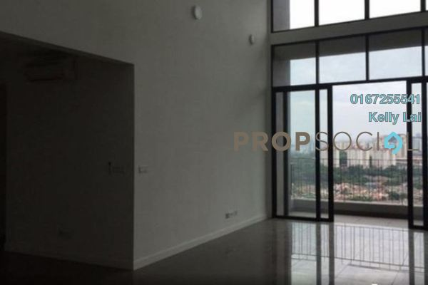 For Sale Condominium at Azelia Residence, Bandar Sri Damansara Freehold Semi Furnished 3R/2B 875k