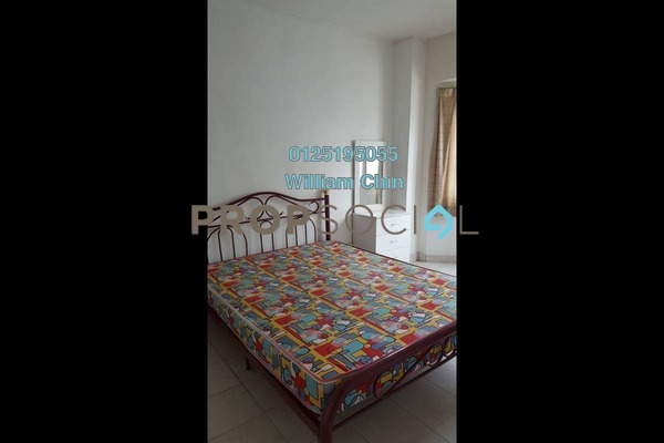 For Rent Condominium at Anggun Puri, Dutamas Freehold Semi Furnished 3R/2B 1.4k