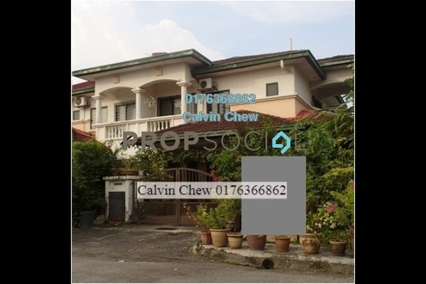 For Sale Terrace at Taman Puchong Prima, Puchong Freehold Unfurnished 4R/3B 720k