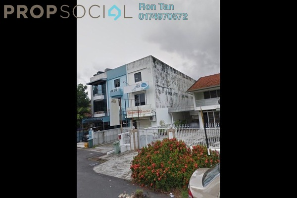 For Sale Terrace at Jalan Jones, Pulau Tikus Freehold Unfurnished 2R/6B 2.8m