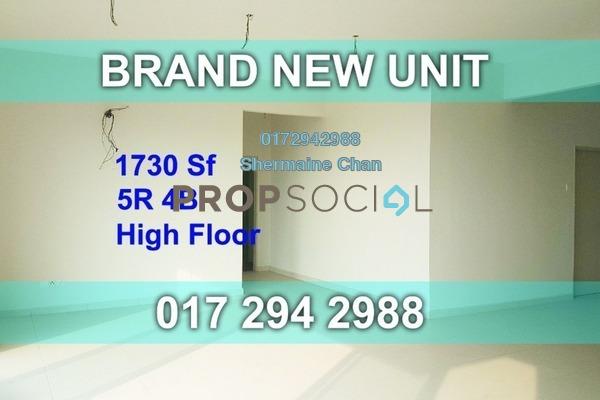 For Sale Condominium at Zefer Hill Residence, Bandar Puchong Jaya Freehold Unfurnished 4R/4B 668k