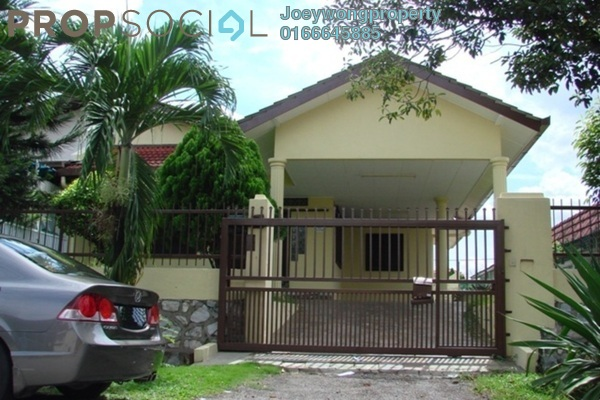 For Rent Semi-Detached at Happy Garden, Old Klang Road Freehold Semi Furnished 5R/2B 2.3k