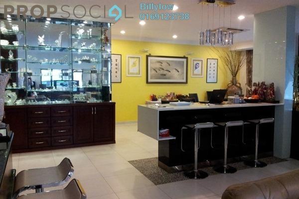 For Sale Semi-Detached at Aman Suria Damansara, Petaling Jaya Freehold Fully Furnished 6R/6B 4m