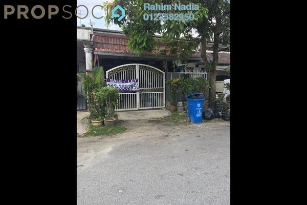 For Sale Terrace at Bandar Baru Sungai Buloh, Sungai Buloh Freehold Semi Furnished 4R/3B 390k