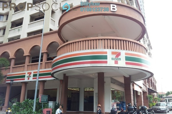 For Sale Shop at Casa Tropicana, Tropicana Freehold Semi Furnished 0R/0B 695k