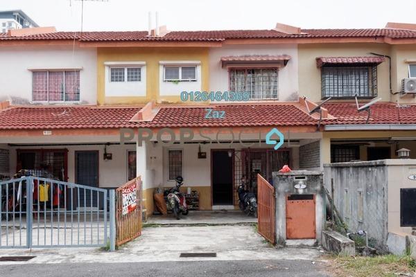 For Sale Terrace at SP 6, Bandar Saujana Putra Leasehold Unfurnished 4R/3B 350k