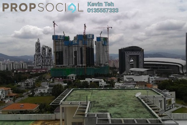 For Sale Condominium at Solaris Dutamas, Dutamas Freehold Fully Furnished 1R/1B 750k
