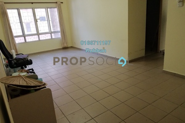 For Sale Apartment at Desa Tanjung Apartment, Bandar Puteri Puchong Freehold Semi Furnished 3R/2B 370k