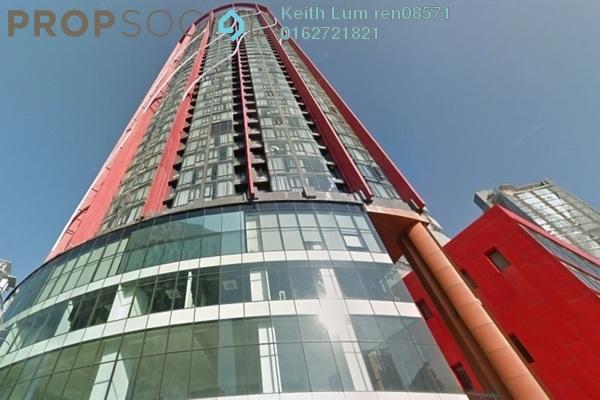 For Rent Condominium at Empire Damansara, Damansara Perdana Freehold Semi Furnished 1R/2B 1.8k