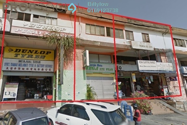 For Sale Shop at Taman Melawati, Melawati Freehold Unfurnished 0R/0B 8.7m