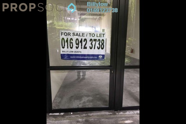 For Rent Office at Tamarind Square, Cyberjaya Freehold Semi Furnished 0R/0B 4.5k