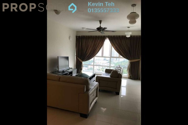 For Sale Condominium at Mont Kiara Meridin, Mont Kiara Freehold Fully Furnished 4R/3B 1.05m