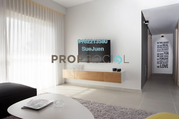 For Sale Condominium at Saville @ D'Lake, Puchong Leasehold Unfurnished 3R/2B 406.7千