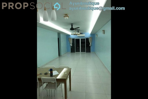For Sale Condominium at D'Pines, Pandan Indah Freehold Semi Furnished 3R/2B 720k