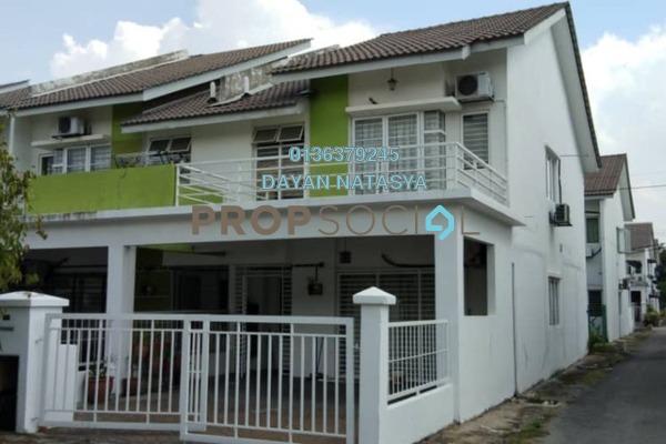 For Sale Terrace at Garden Homes, Bandar Baru Bangi Freehold Fully Furnished 4R/3B 603k