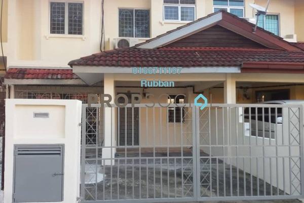 For Sale Terrace at Taman Bukit Kinrara, Bandar Kinrara Leasehold Semi Furnished 4R/3B 580k