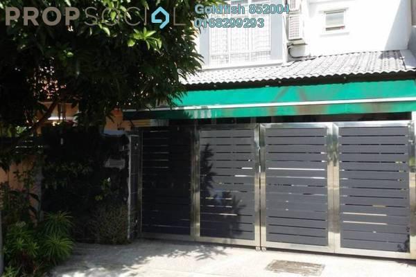 For Sale Terrace at Taman Puncak Jalil, Bandar Putra Permai Freehold Semi Furnished 4R/3B 615k