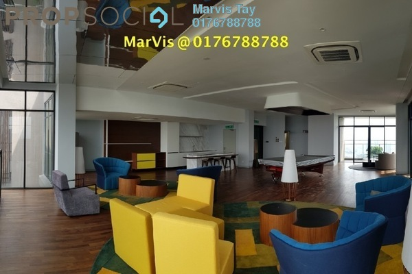 For Rent Condominium at Residensi 22, Mont Kiara Freehold Semi Furnished 4R/5B 10.5k