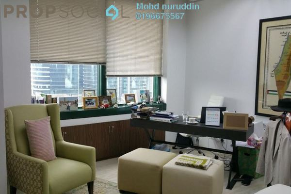 For Rent Office at Menara Bangsar, Bangsar Freehold Semi Furnished 0R/0B 8.26k