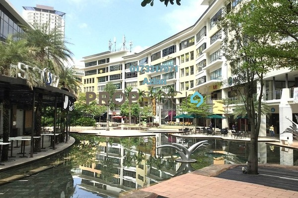 For Rent Office at Setia Walk, Pusat Bandar Puchong Freehold Unfurnished 0R/0B 9k