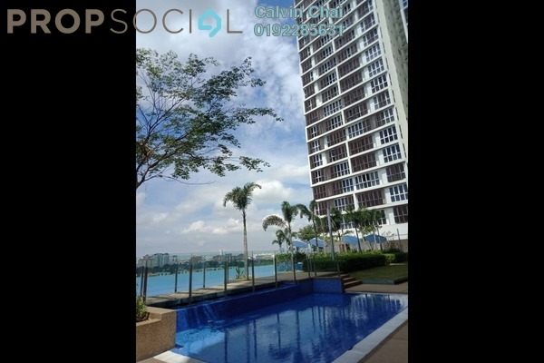 For Sale Condominium at Sentrio Suites, Desa Pandan Freehold Fully Furnished 3R/3B 1.1m