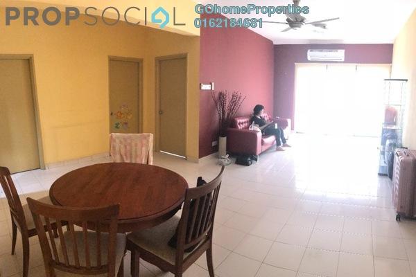 For Sale Condominium at Sri Putramas I, Dutamas Freehold Unfurnished 3R/2B 500k