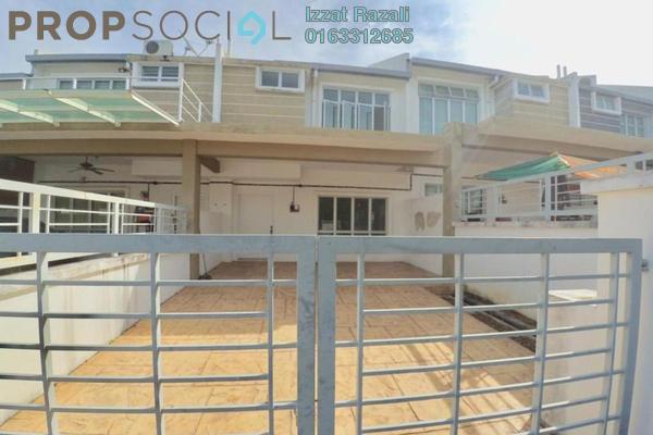 For Sale Terrace at Taman Pelangi Semenyih 2, Semenyih Freehold Semi Furnished 4R/3B 420k