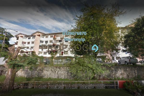 For Rent Apartment at Taman Jaya Baru, Cheras South Freehold Unfurnished 3R/1B 600translationmissing:en.pricing.unit