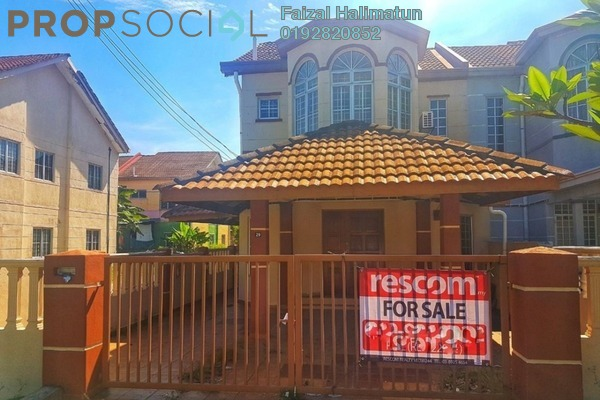 For Sale Terrace at Bandar Puncak Alam, Kuala Selangor Freehold Unfurnished 5R/3B 430k