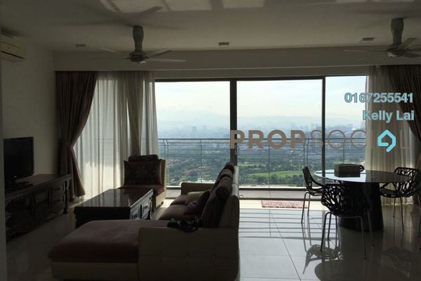 For Sale Condominium at The Westside One, Desa ParkCity Freehold Semi Furnished 3R/2B 1.45m