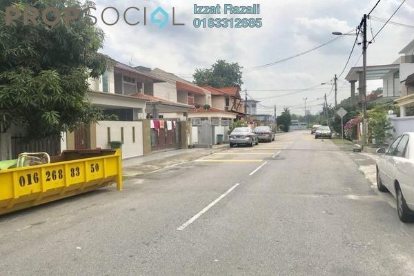 For Sale Semi-Detached at Taman Maluri, Cheras Freehold Semi Furnished 4R/4B 1.5m