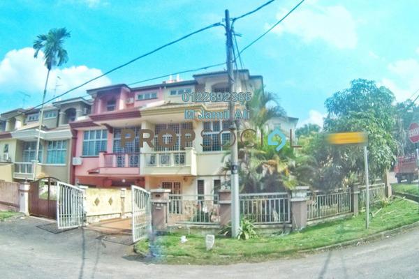 For Sale Terrace at Taman Bukit Jaya, Johor Bahru Freehold Semi Furnished 4R/3B 680k