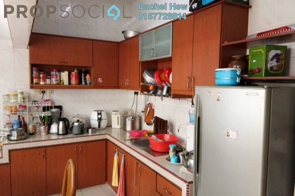 For Sale Terrace at Happy Garden, Old Klang Road Freehold Semi Furnished 3R/2B 778k