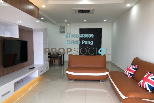 For Rent Condominium at Marinox Sky Villas, Seri Tanjung Pinang Freehold Fully Furnished 4R/4B 3.5k