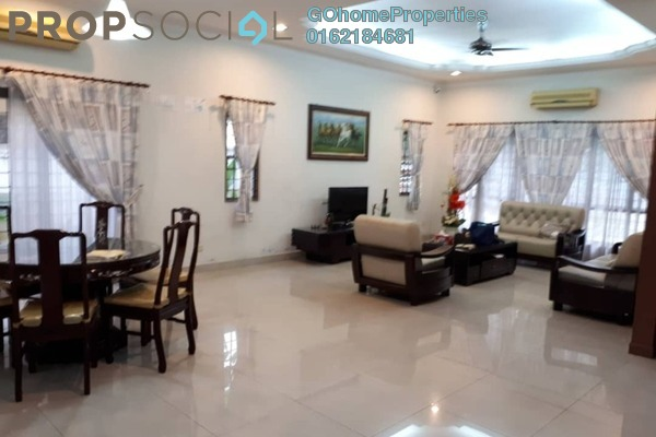 For Sale Bungalow at Taman Yarl, Old Klang Road Freehold Semi Furnished 5R/4B 2.4m