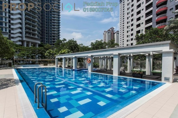 For Sale Condominium at Mont Kiara Pelangi, Mont Kiara Freehold Semi Furnished 3R/2B 950k