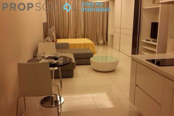 For Rent Condominium at Chelsea, Sri Hartamas Freehold Fully Furnished 0R/1B 1.5k